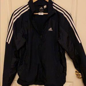Unisex Adidas sz small soccer jacket